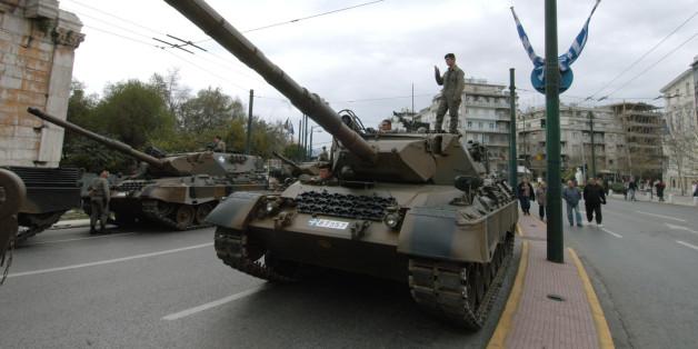 Studie zeigt: Deutschland halbierte Rüstungsexporte