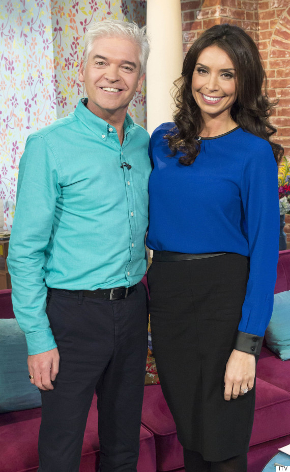 phillip schofield christine bleakley