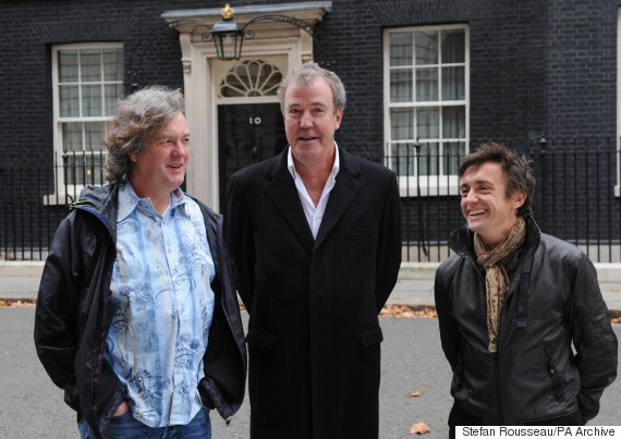 richard hammond james may