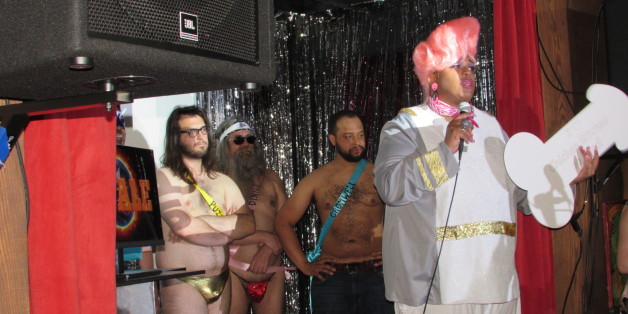 The Kings County Saloon in Brooklyn has been holding a smallest penis contest since 2013.