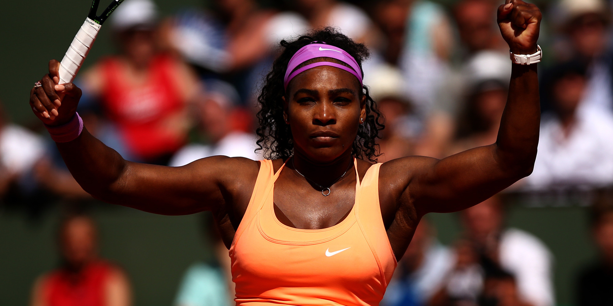 Serena Williams I Had To e To Terms With Loving Myself