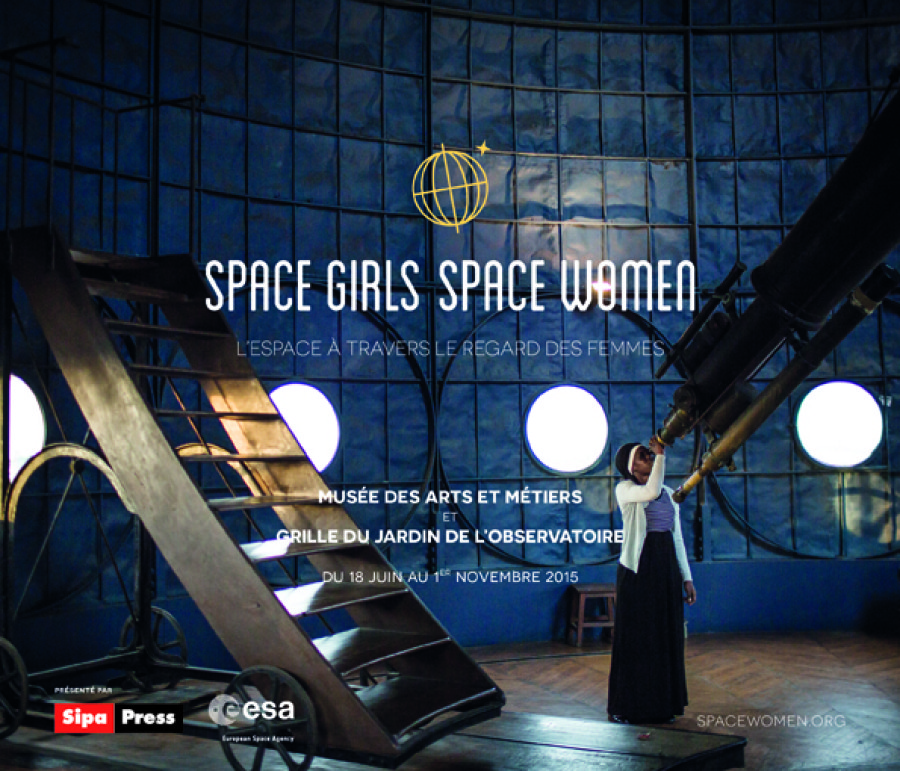 exposition space girls