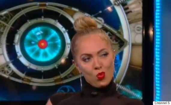 aisleyne big brother