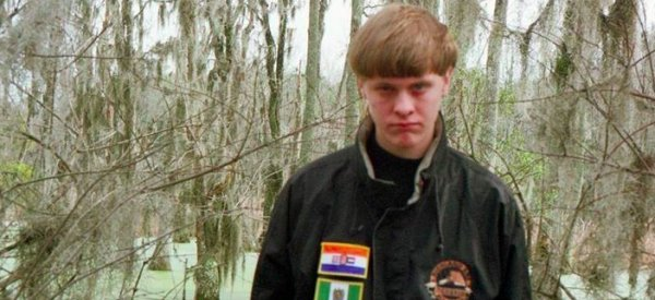 dylann roof charleston