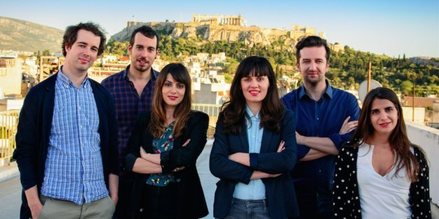 these young greeks want to change their country huffpost