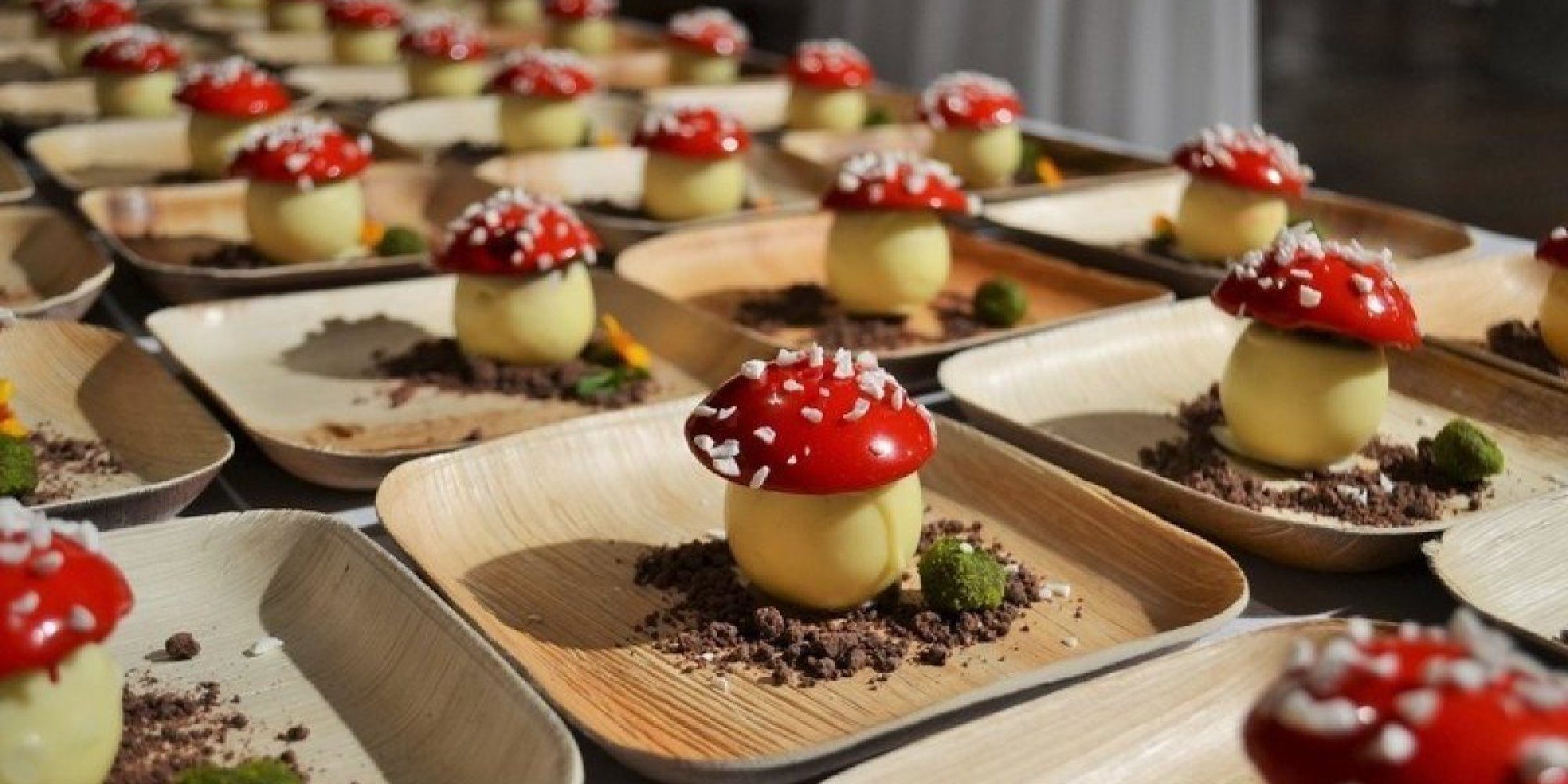 Meet the Top Pastry Chefs in America HuffPost