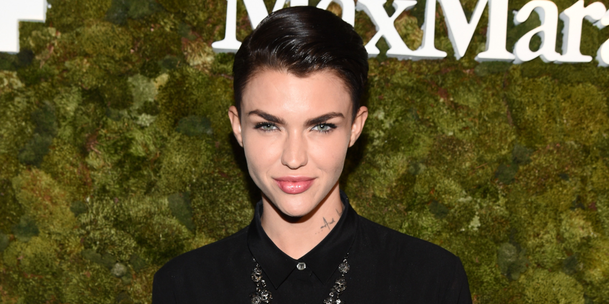 this is what ruby rose thinks about the entire internet 'going gay