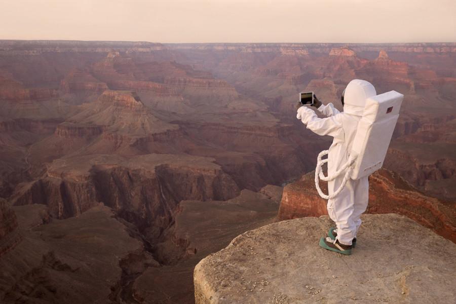 우주 여행이 흔해졌을 때 볼 수 있는 것들(화보)