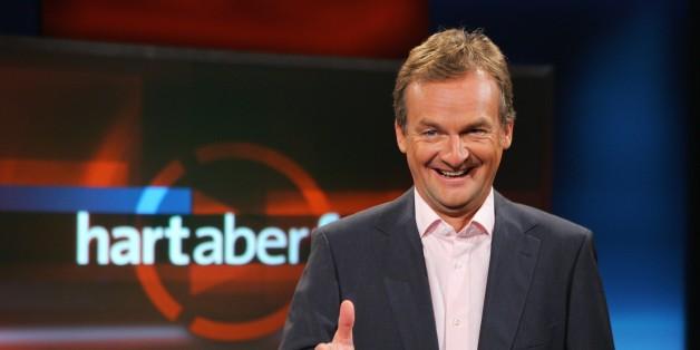 In der Kritik: Talkmaster Frank Plasberg.