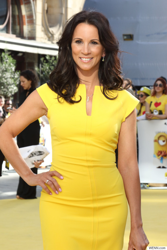 Situation andrea mclean loose women