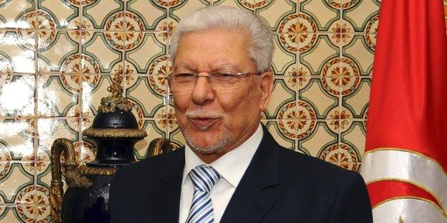 Taieb Baccouche, ministre tunisien des Affaires étrangères