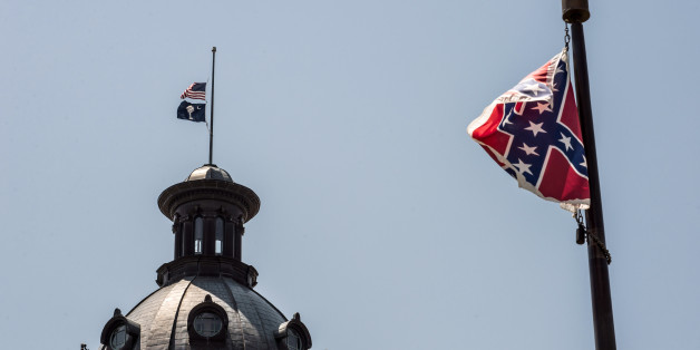 OUTRAGE: Sniper Shoots Down Confederate Flag At S.C. Statehouse