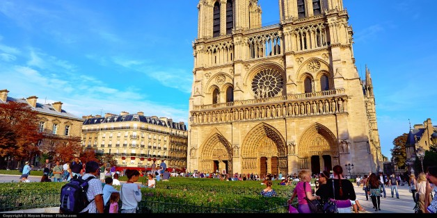 """Paris in Ile de la Cite'........this is the famous Notre dame de Paris, the  church with gargoyles on top.  <b>Visit my travel blog  <a href=""""http://earthincolors.wordpress.com"""" rel=""""nofollow"""">earthincolors.wordpress.com</a> to see my best pics and read my travel stories </b>  <b> Follow me on <a href=""""http://www.facebook.com/MoyanBrenn"""" rel=""""nofollow"""">FACEBOOK </a> ( send me a friendship request) and <a href=""""http://twitter.com/moyan_brenn"""" rel=""""nofollow"""">TWITTER</a> to stay updated with my future pictures!</b>   . <b><u>**** COPYRIGHT AND CC INFORMATION ****</u></b>  If you like and want to use my photos you can do it for free <b>BUT</b> first  <b>you HAVE to read and respect </b> my rules and policy reported  in my profile page here <a href=""""http://www.flickr.com/people/aigle_dore/"""">www.flickr.com/people/aigle_dore/</a> Thanks"""