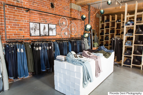 dish jeans duer vancouver