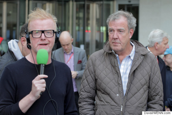 chris evans jeremy clarkson