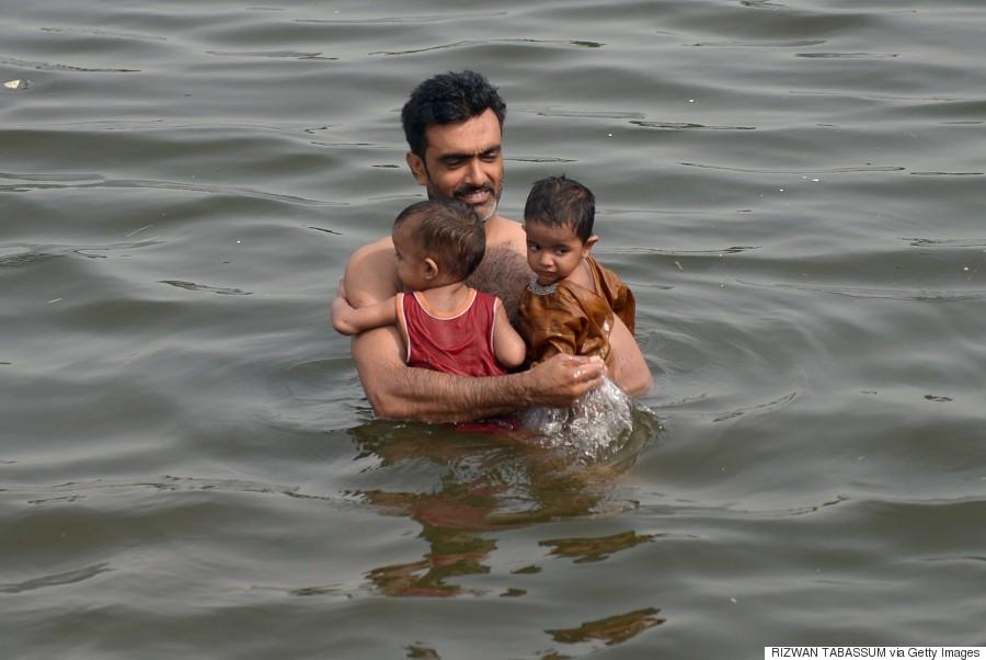 pakistan heat