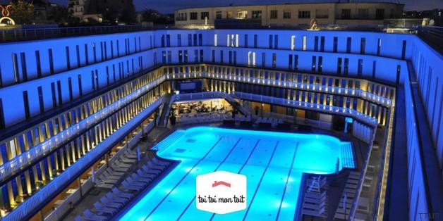 C Est L Ete Le Top 5 Des Cafes Et Bars Rooftop De Paris Le