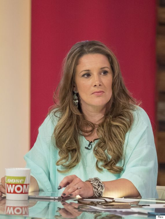 sam bailey loose women