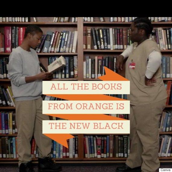oitnb books
