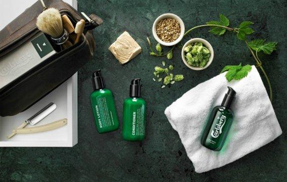 carlsberg imagem shampoo