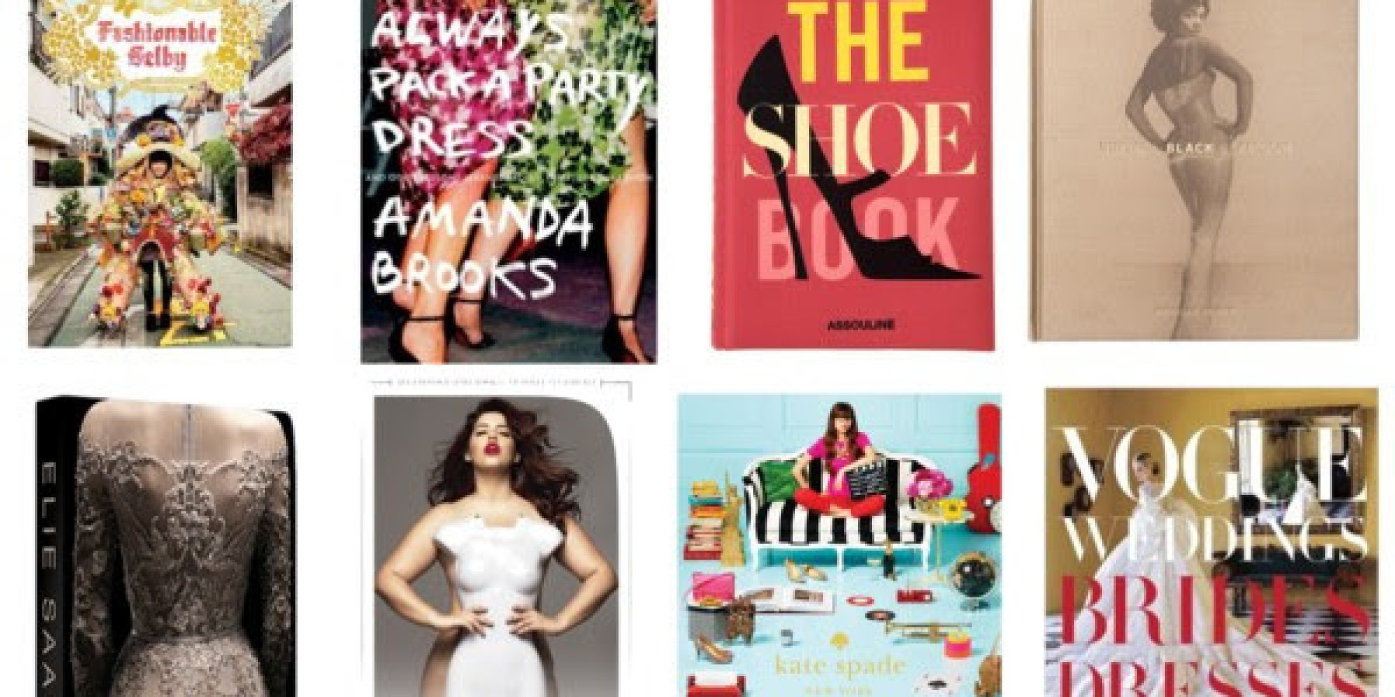 12 fashion coffee table books every style lover should have huffpost geotapseo Image collections