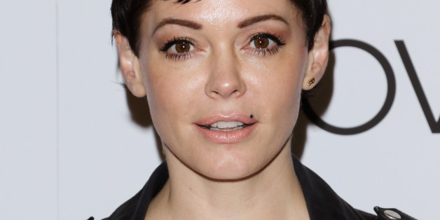 NEW YORK, NY - JUNE 18:  Actress Rose McGowan attends 'The Overnight' New York premiere at Landmark's Sunshine Cinema on June 18, 2015 in New York City.  (Photo by Jim Spellman/WireImage)