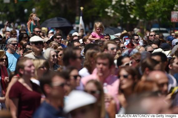 human crowds