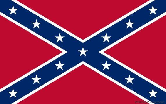 drapeau confedere