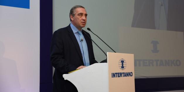 Ο Νίκος Τσάκος στο 45ο ετήσιο συνέδριο της Intertanko