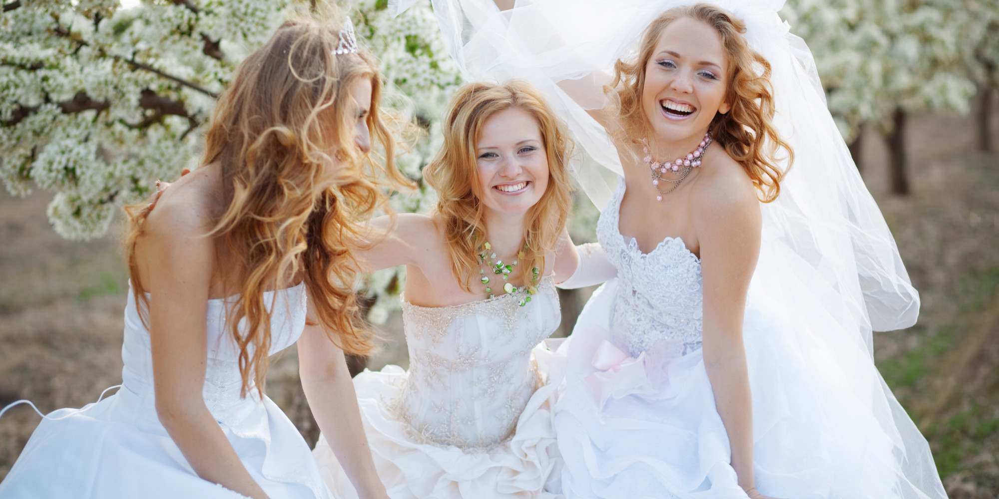 7 Wedding Gown Shopping Mistakes That Every Bride-to-Be Makes | HuffPost