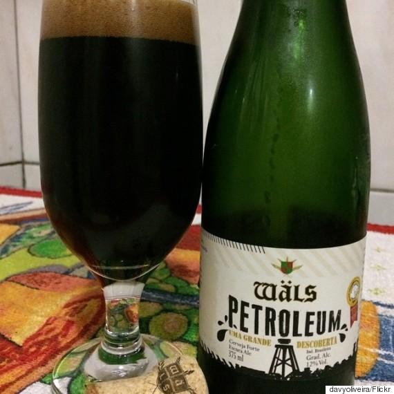 petroleum beer