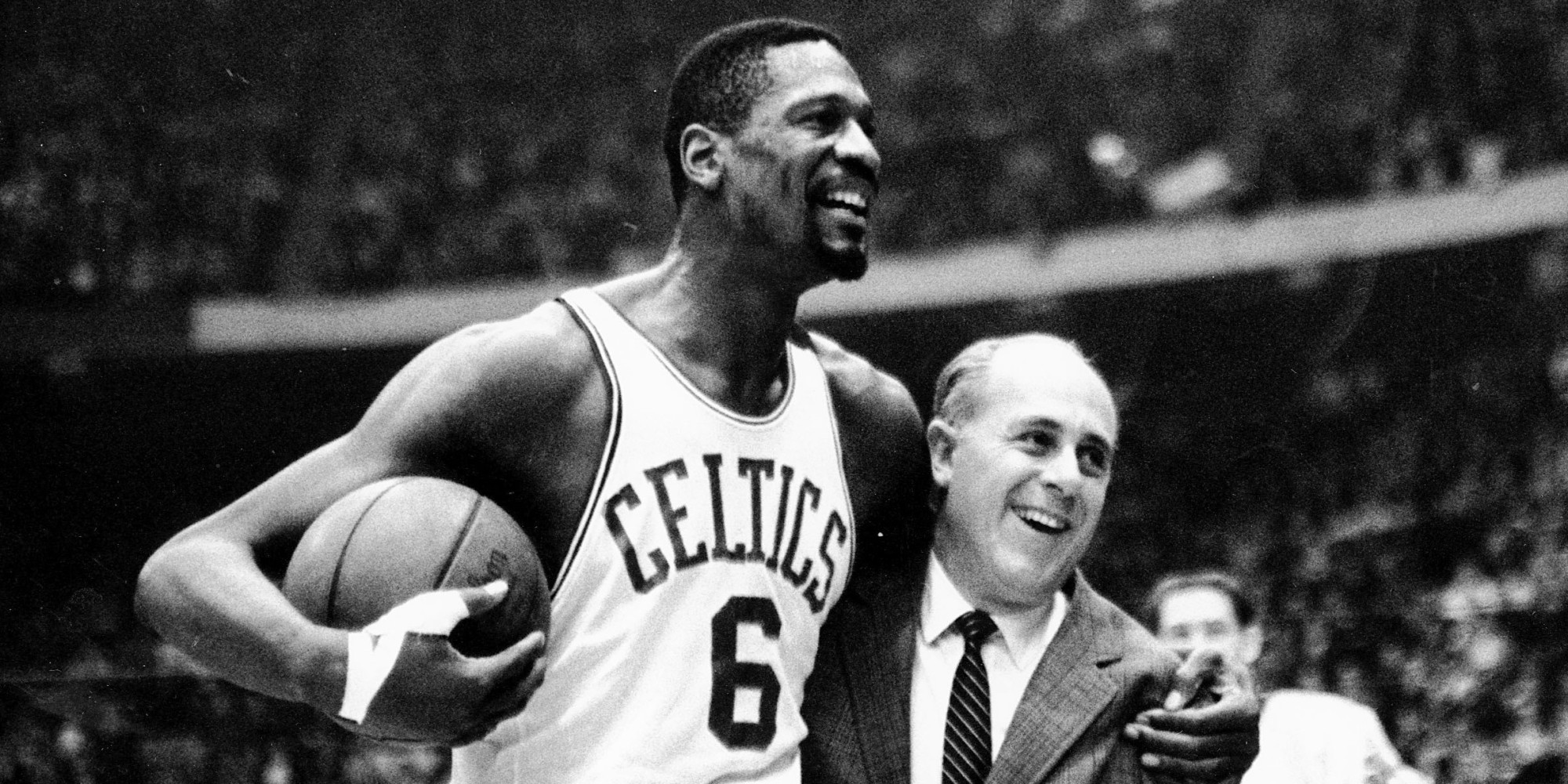 Was Bill Russell Really Traded for the Ice Capades