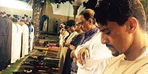 Saïd Taghmaoui n'a pas hésité à partager ses prières des tarawih avec ses fans