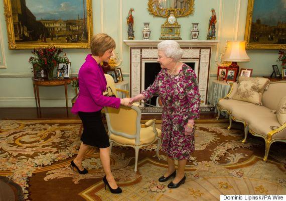 sturgeon queen