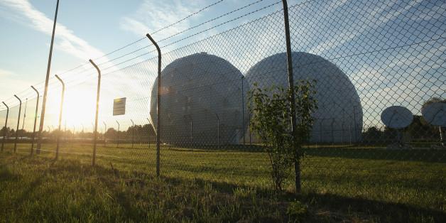 Eγκαταστάσεις της γερμανικής υπηρεσίας BND, που έχει αναφερθεί ότι συνεργαζόταν με την NSA