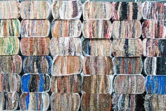 tejidos reciclados