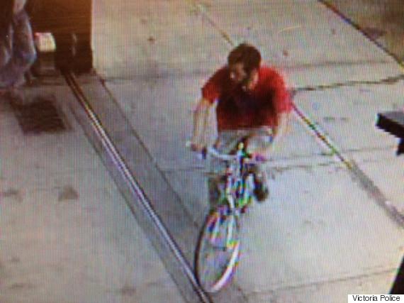 victoria police bike theft