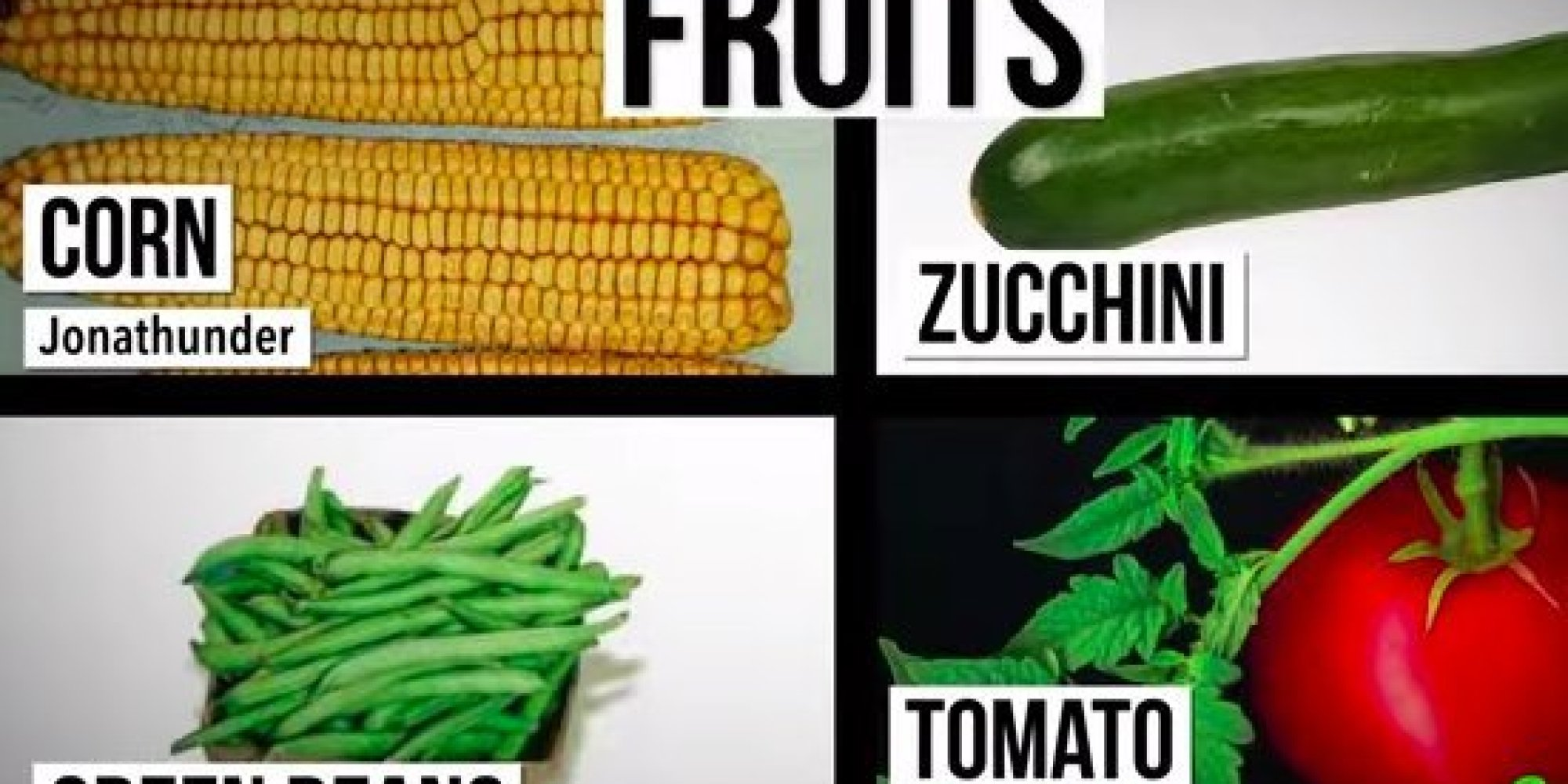 The Time Is Ripe To Explain Difference Between Fruits And Vegetables