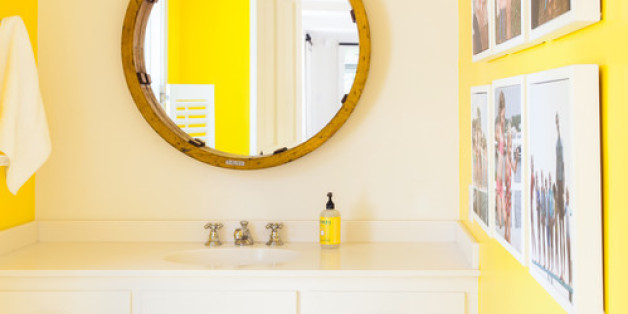 15 Refreshing Ideas for a Bathroom Makeover | HuffPost