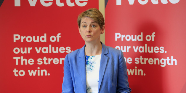 Yvette Cooper makes a speech in support of her Labour Party leadership campaign at 10 Greycoat Place, London, as the final line-up of candidates in the Labour leadership election will become clear when nominations close for the contest to succeed Ed Miliband at the helm of the Opposition.