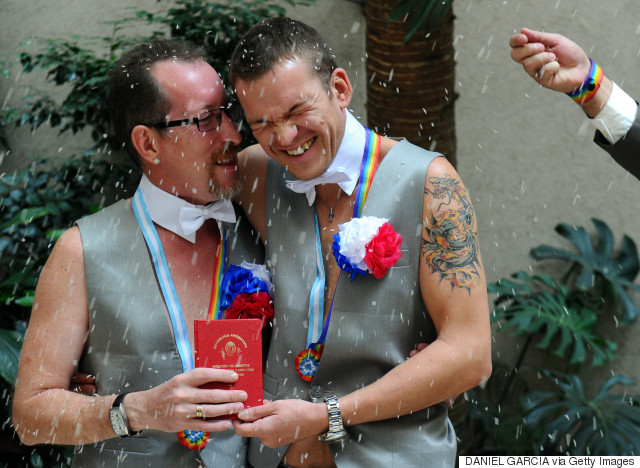 argentina gay marriage