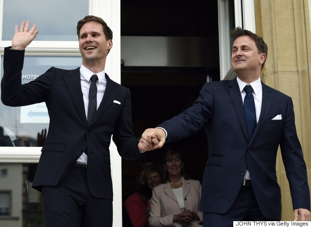 luxembourg gay marriage