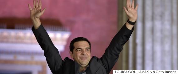 alexis tsipras january 25