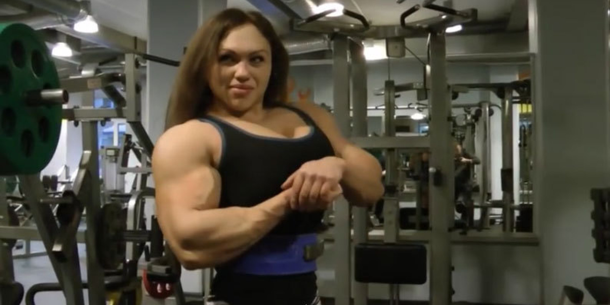 Natalya Trukhina, la mujer más fuerte del mundo, sufre por los estereotipos  | HuffPost