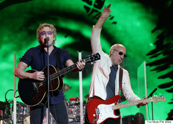the who glastonbury