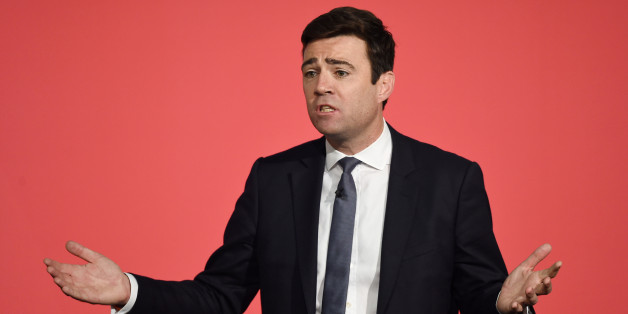 Labour leadership contender Andy Burnham during a Labour Leadership and Deputy Leadership Hustings at the East Midlands Conference Centre in Nottingham.