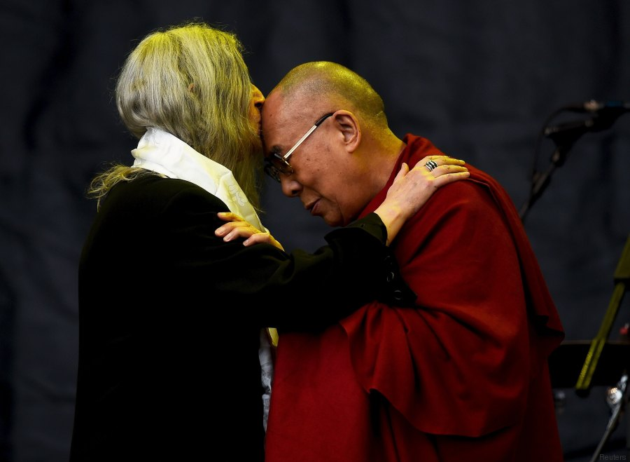 patti smith dalai lama