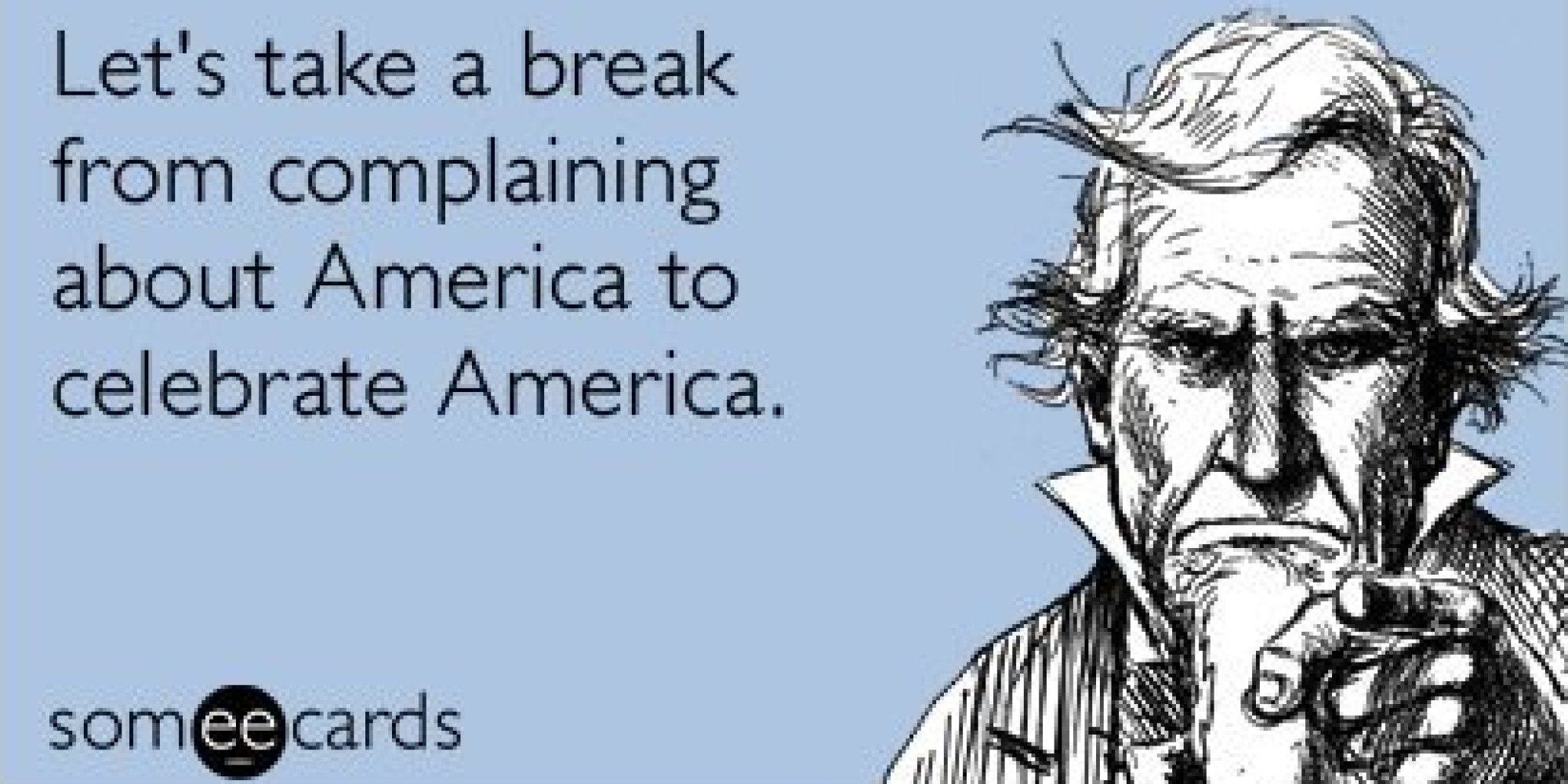 o FOURTH OF JULY SOMEECARD facebook 12 fourth of july someecards for the passive aggressive patriot in