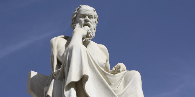 What Would Socrates Do With Greece?