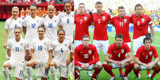 Who Said It, England Women's Footballers Or England Men's ...